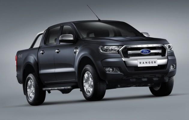 2016 Ford Ranger-front