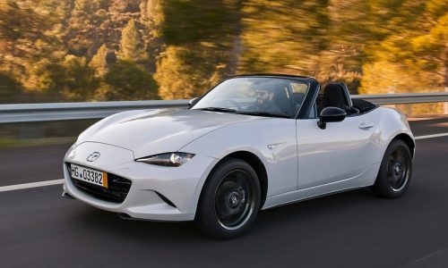 FCA boss confirms new Fiat 124 as Mazda MX-5 brother