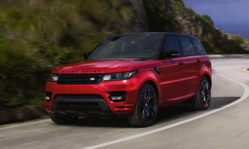 2016 Range Rover Sport HST to debut at New York, with MY16 updates
