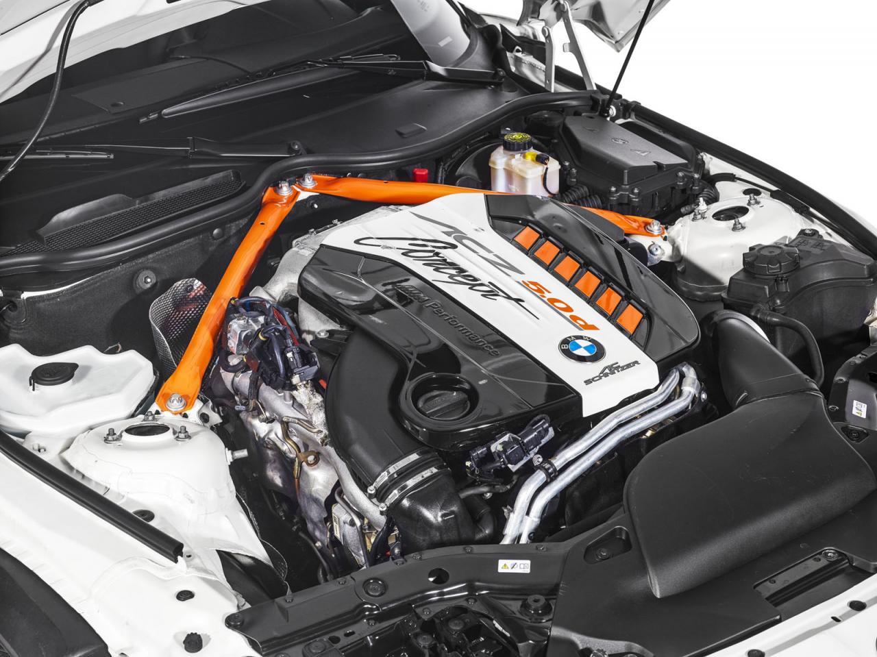 Ac Schnitzer Bmw Z4 5 0d Has 3 0l Tri Turbo Diesel