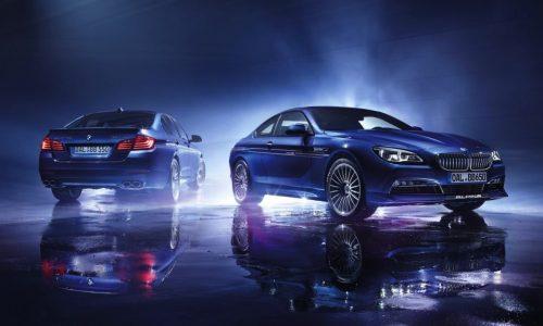 Alpina B5 & B6 Bi-Turbo 50th anniversary editions revealed