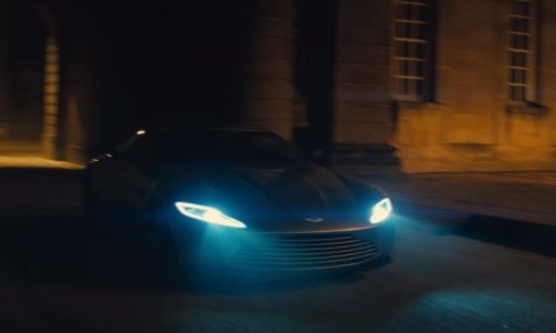 Video: SPECTRE trailer teaser released, stars Aston Martin DB10