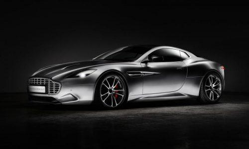 Henrik Fisker creates unique Aston Martin Thunderbolt