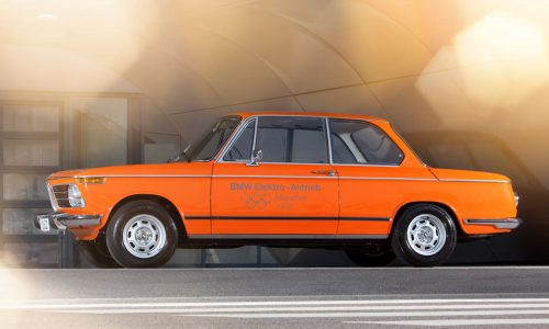 Video: BMW details its first fully electric car, the 1972 1602e
