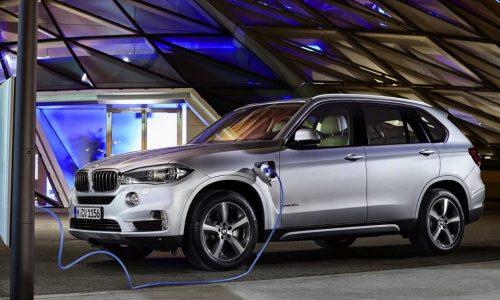 BMW X5 xDrive40e revealed, first non-'i' plug-in hybrid BMW