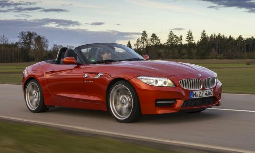 BMW wants Z4 replacement by 2020, Toyota cooperation?