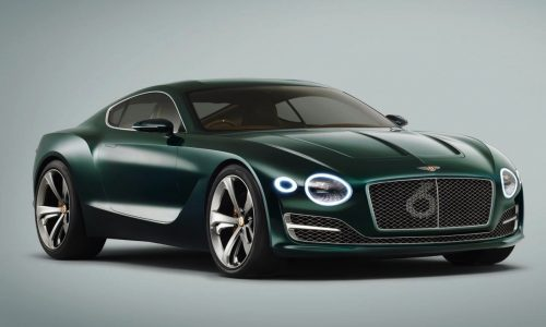 Bentley EXP 10 Speed 6 revealed, could preview future model