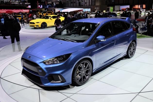 Ford Focus RS-2015 Geneva
