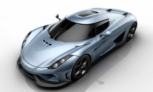 Koenigsegg Regera revealed; world first technologies, over 1100kW