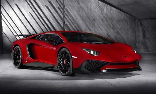 Lamborghini Aventador 750-4 Superveloce (SV) revealed