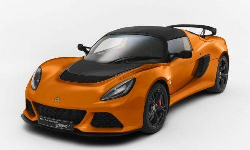 Lotus Exige S Club Racer revealed; lighter, more aero