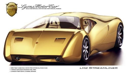 Lyons Motor Car proposes outrageous 1700hp LM2 Streamliner