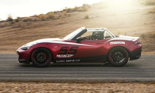 Special Mazda MX-5 'Club Edition' to debut at New York show