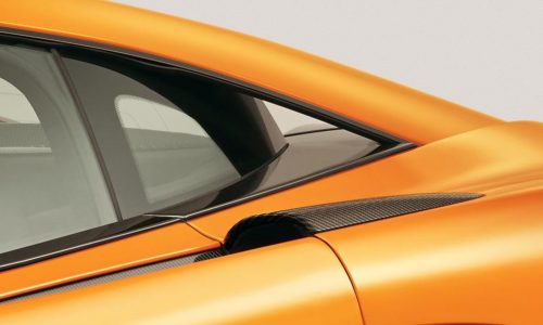 McLaren 570S previewed again before New York unveiling