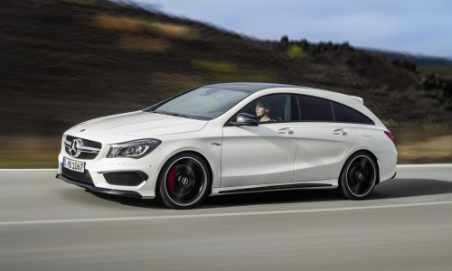 Mercedes-Benz CLA Shooting Brake on sale in Australia from $52,400