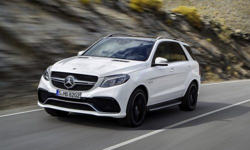 Mercedes-Benz GLE revealed as ML-Class replacement
