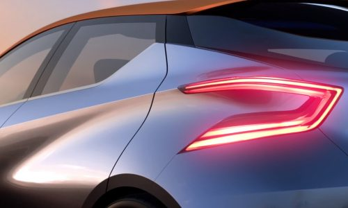 Video: Nissan Sway concept previewed one last time