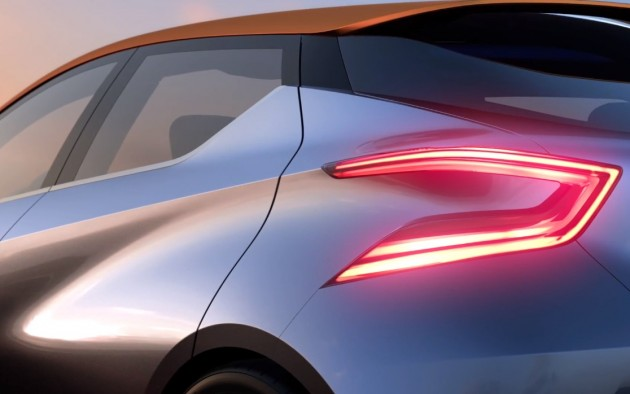 Nissan Sway concept preview