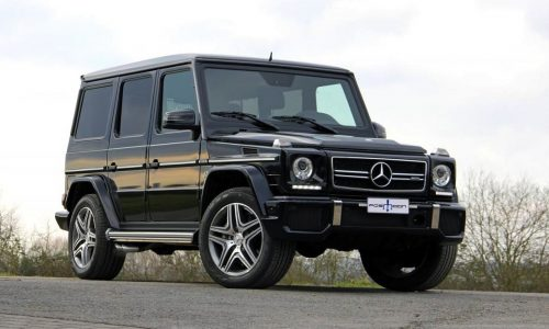 Posaidon develops 830hp tuning package for Mercedes G 63 AMG