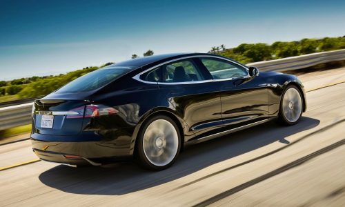 """Tesla Model S getting software update to """"end range anxiety"""""""