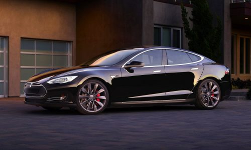Tesla Model S update 6.2 includes apps to end range anxiety