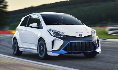 Toyota Yaris 'WRC' hot hatch road car on the way – rumour