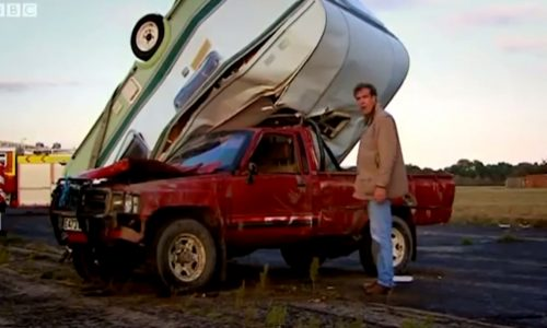 Video: Toyota pays tribute to Jeremy Clarkson with Top Gear highlights