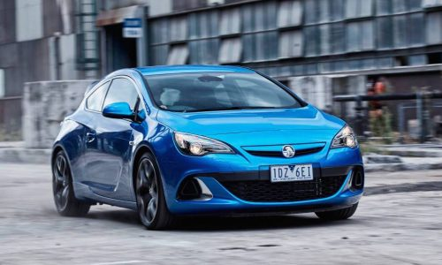 Holden Astra GTC & VXR on sale from May 4, from $26,990