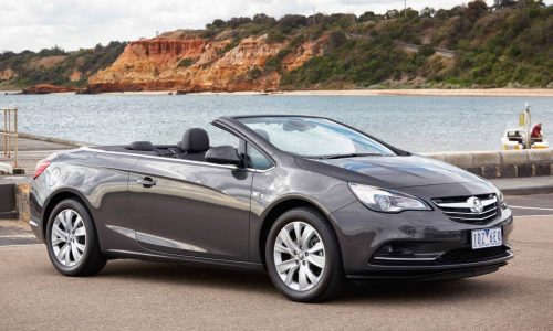 Holden Cascada on sale in May from $41,990
