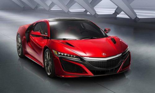 3.5L twin-turbo V6 confirmed for new Honda NSX, 9spd DCT