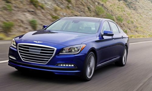 Hyundai Genesis getting twin-turbo V6, to replace US-spec V8