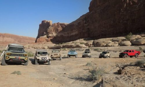 Video: Jeep shows off its Moab Easter Safari concepts