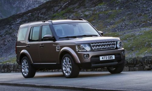 Australian vehicle sales for March 2015 – Land Rover takes command