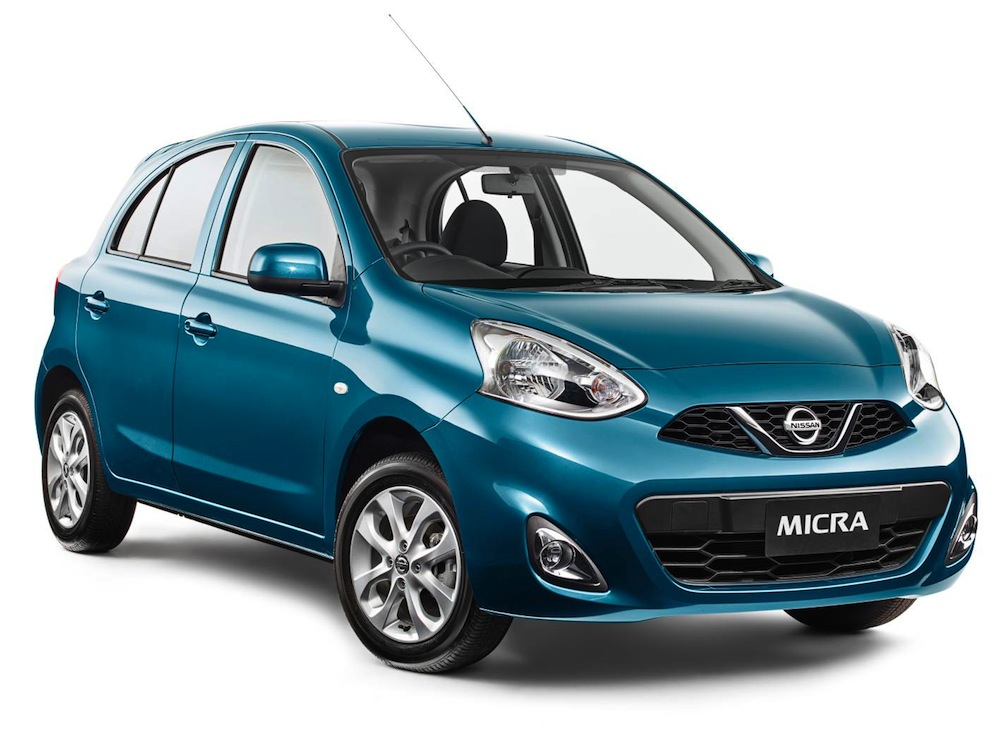 2015 Nissan Micra on sale from $13,490, new look front | PerformanceDrive