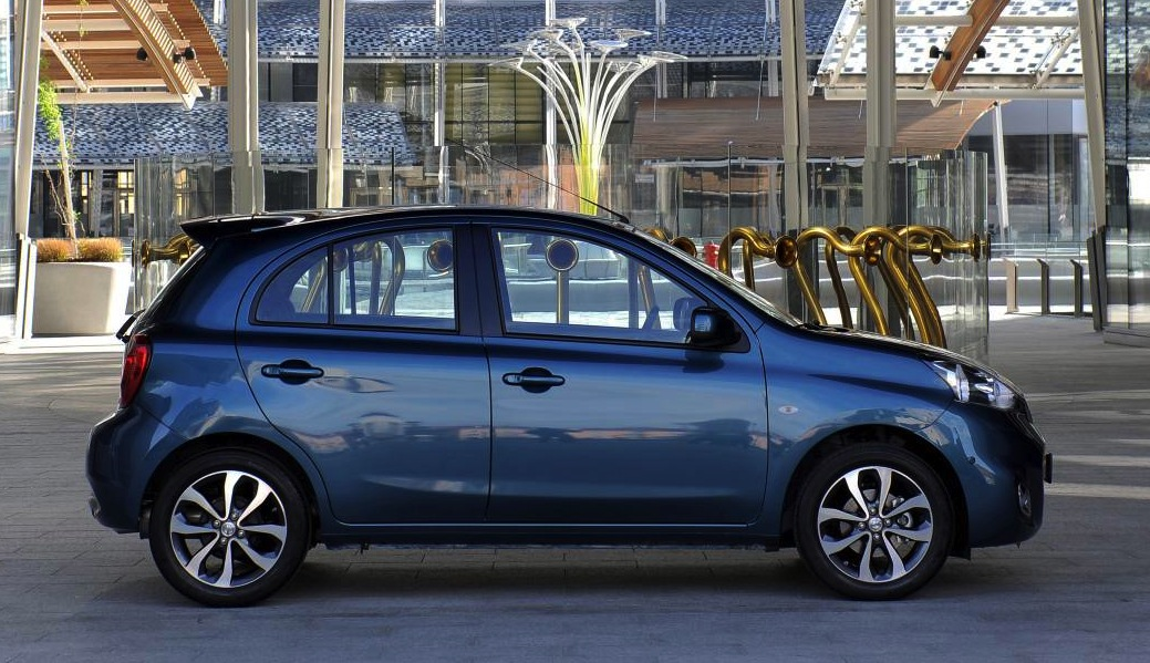 2015 Nissan Micra on sale from $13,490, new look front ...