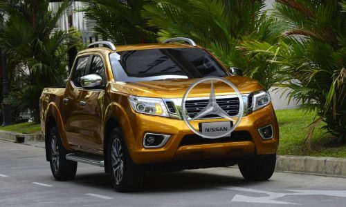 Mercedes-Benz ute could be based on new Nissan Navara – report