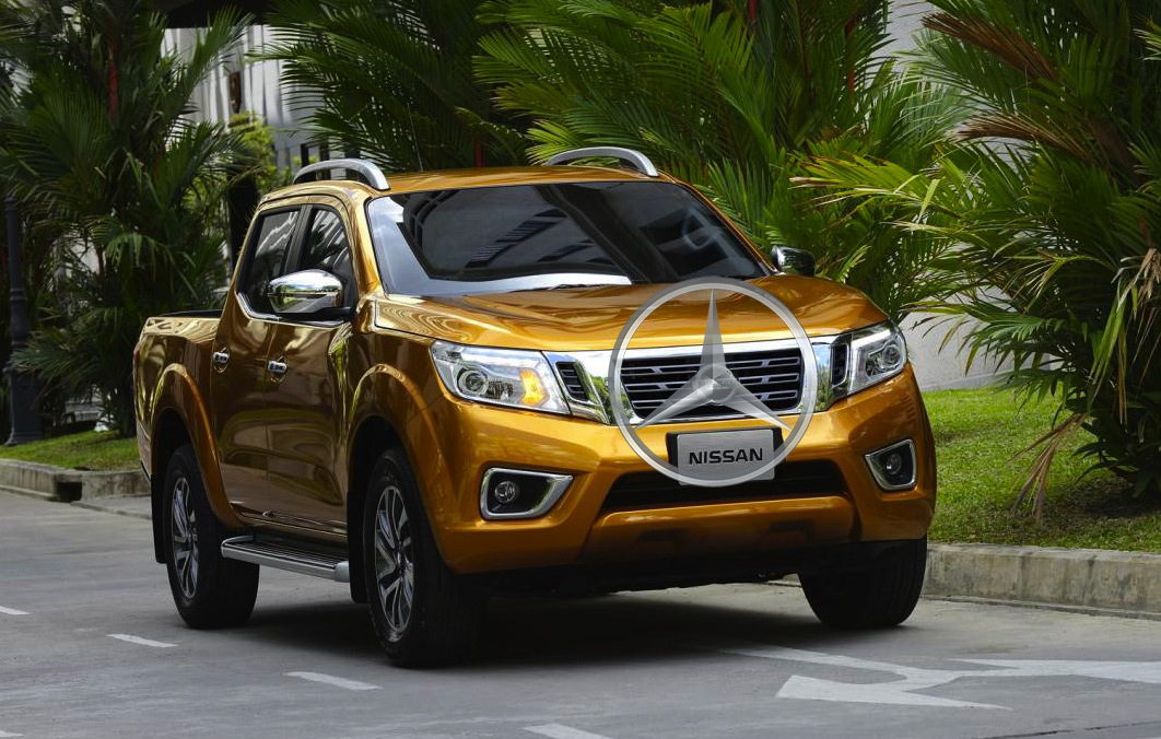 Mercedes-Benz ute could be based on new Nissan Navara ...