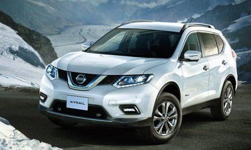 2015 Nissan X-Trail Hybrid announced for Japanese market