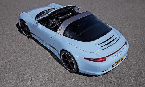 Porsche creates unique 911 Targa 4S Exclusive Edition