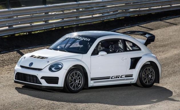 2015 Volkswagen Beetle Rallycross