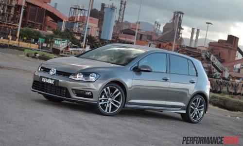 2015 Volkswagen Golf 110TDI Mk7 R-Line review (video)