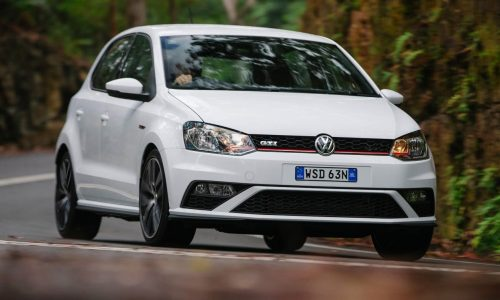 2015 Volkswagen Polo GTI on sale in Australia from $27,490
