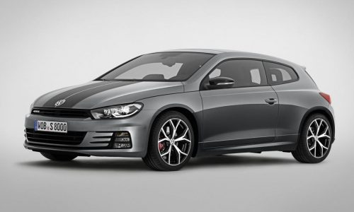 2015 Volkswagen Scirocco GTS revealed, gets Mk7 GTI 2.0L