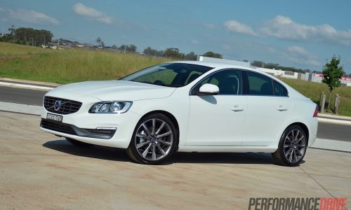 2015 Volvo S60 T4 Sprint Edition review (video)