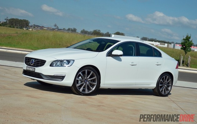 2015 Volvo S60 T4 Sprint Edition