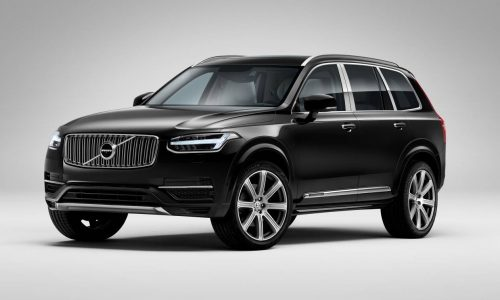 Super-luxury 2015 Volvo SC90 Excellence announced