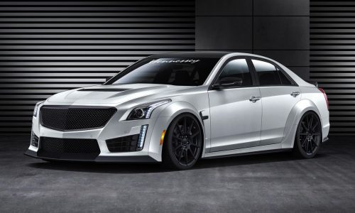 Hennessey plans epic 746kW package for 2016 Cadillac CTS-V
