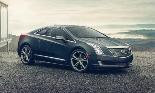 2016 Cadillac ELR revealed, improved performance