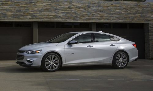 2016 Chevrolet Malibu revealed, potential Commodore replacement?