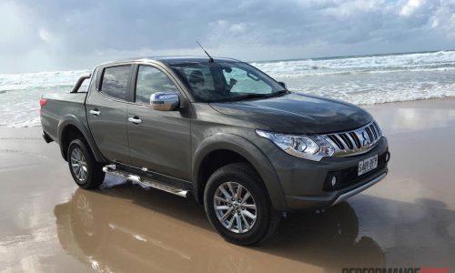 2016 Mitsubishi Triton review – Australian launch